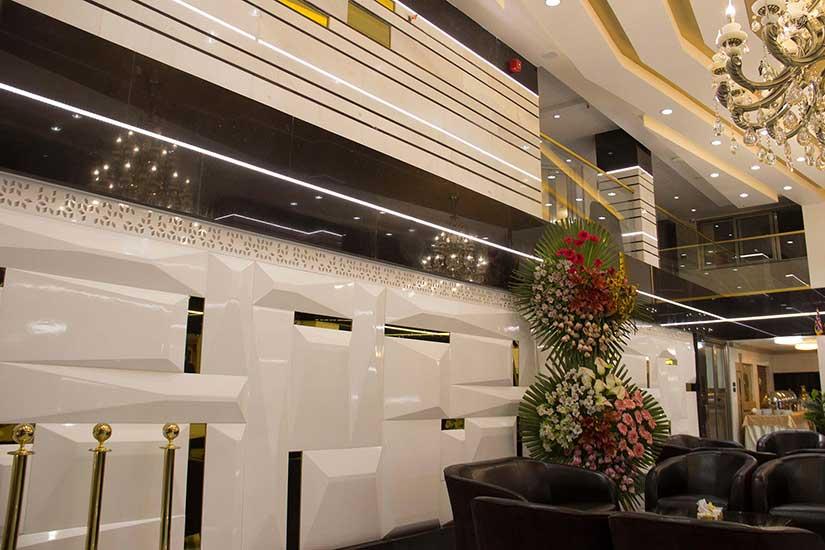 هتل باران اصفهان